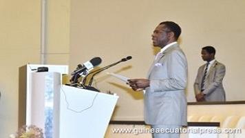 Discurso de apertura del Jefe de Estado en el Foro Económico África-Mundo Árabe