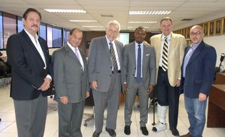 Embajada de Guinea Ecuatorial promueve alianza económica Guineo-Venezolana.