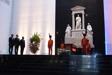 En Caracas se conmemoró el 49° aniversario de la independencia de la República Guinea Ecuatorial