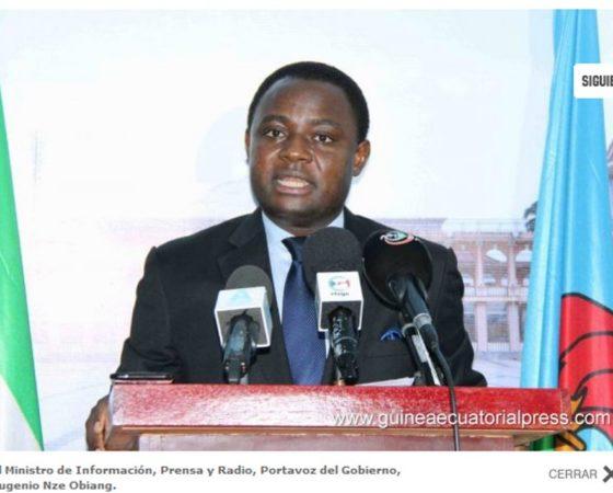 Rueda prensa de Ministro de Información sobre el Primer Consejo de Ministros del nuevo equipo gubernamental