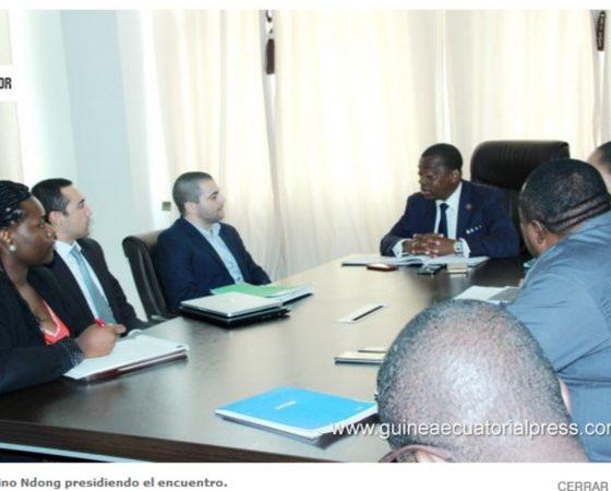 Reunión del Ministro de Cultura sobre la Oficina Nacional del Visado Turista Online