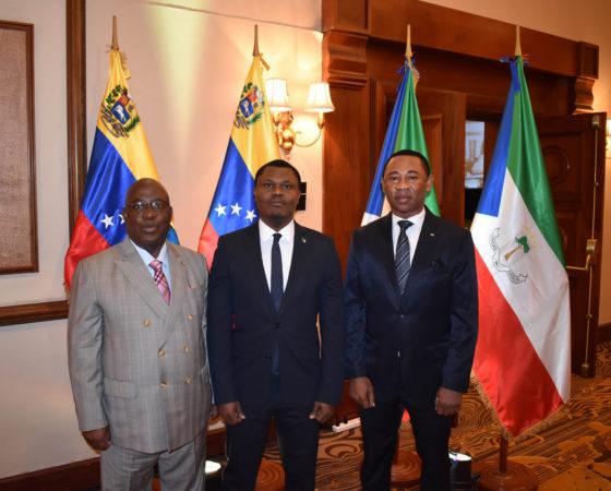 La Embajada de Guinea Ecuatorial celebró la conmemoración de los 50° Años de Independencia de la República de Guinea Ecuatorial