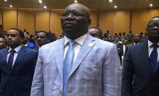 Clausura de la XI Sesión Extraordinaria de Jefes de Estado y Gobierno de la Unión Africana