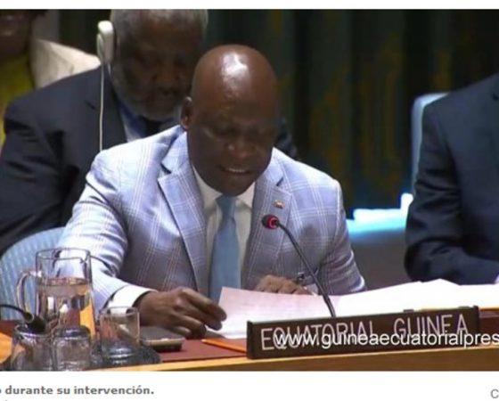 El Ministro de Exteriores en el Consejo de Seguridad de la ONU