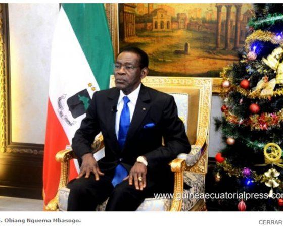 Mensaje del Jefe de Estado con motivo del Año Nuevo