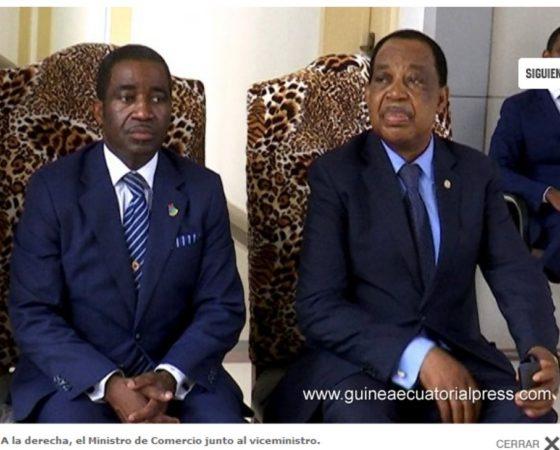Lanzamiento de la Ventanilla Única Empresarial en Guinea Ecuatorial
