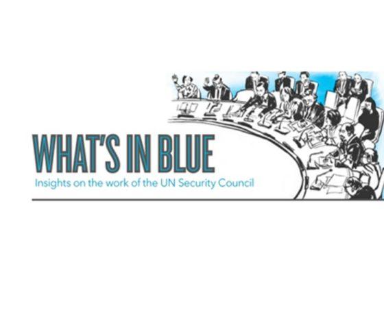 «Plan de Acción» del Consejo de Seguridad para febrero de 2019