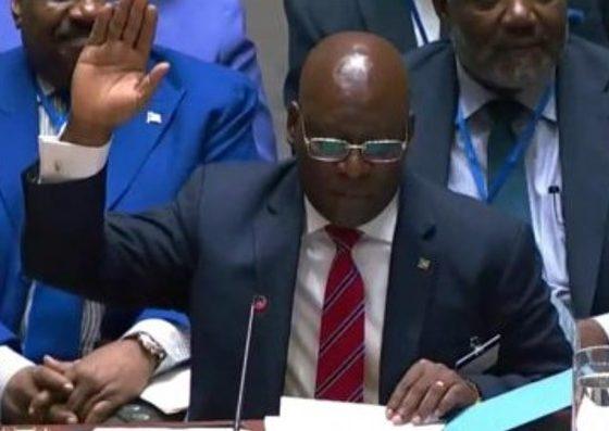 Guinea Ecuatorial finaliza su presidencia en el Consejo de Seguridad