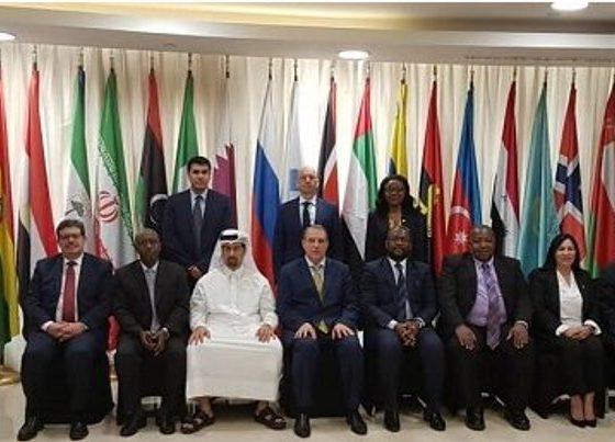 Guinea Ecuatorial participa en las reuniones preliminares para la organización de la V cumbre de GECF