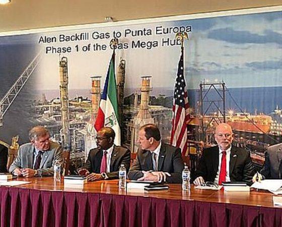 Noble Energy contrata a Tenaris para la construcción del gaseoducto del Alen Gas en Guinea Ecuatorial