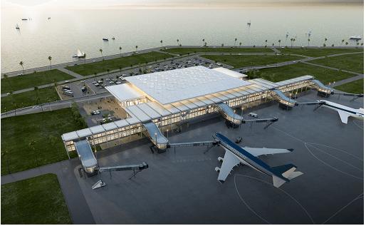 El aeropuerto de Bata, la segunda ciudad de Guinea Ecuatorial, contará con una nueva terminal de pasajeros