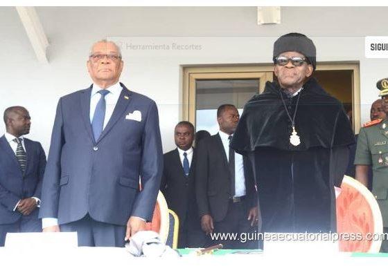 El Jefe de Estado preside la graduación de los 1322 egresados de la UNGE