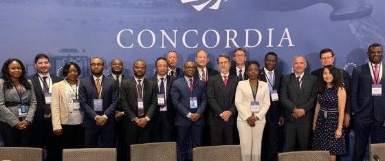 El Programa de Eliminación de la Malaria en la isla de Bioko gana el P3 Impact Award de Concordia