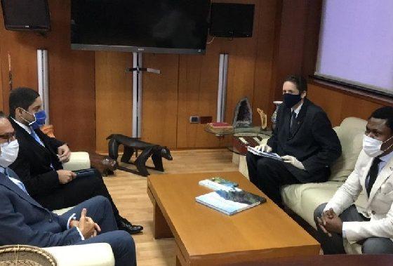Guinea Ecuatorial y Venezuela fortalecen lazos de cooperación en materia de turismo