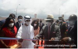 El Presidente inaugura AfriOne, la nueva fábrica de dispositivos tecnológicos