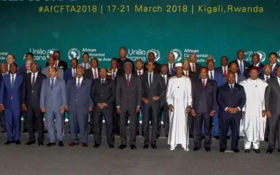 La zona de libre comercio de áfrica ha entrado en vigor este 1 de enero de 2021