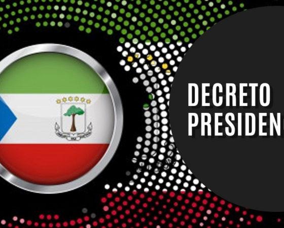 Decretos presidenciales de cese
